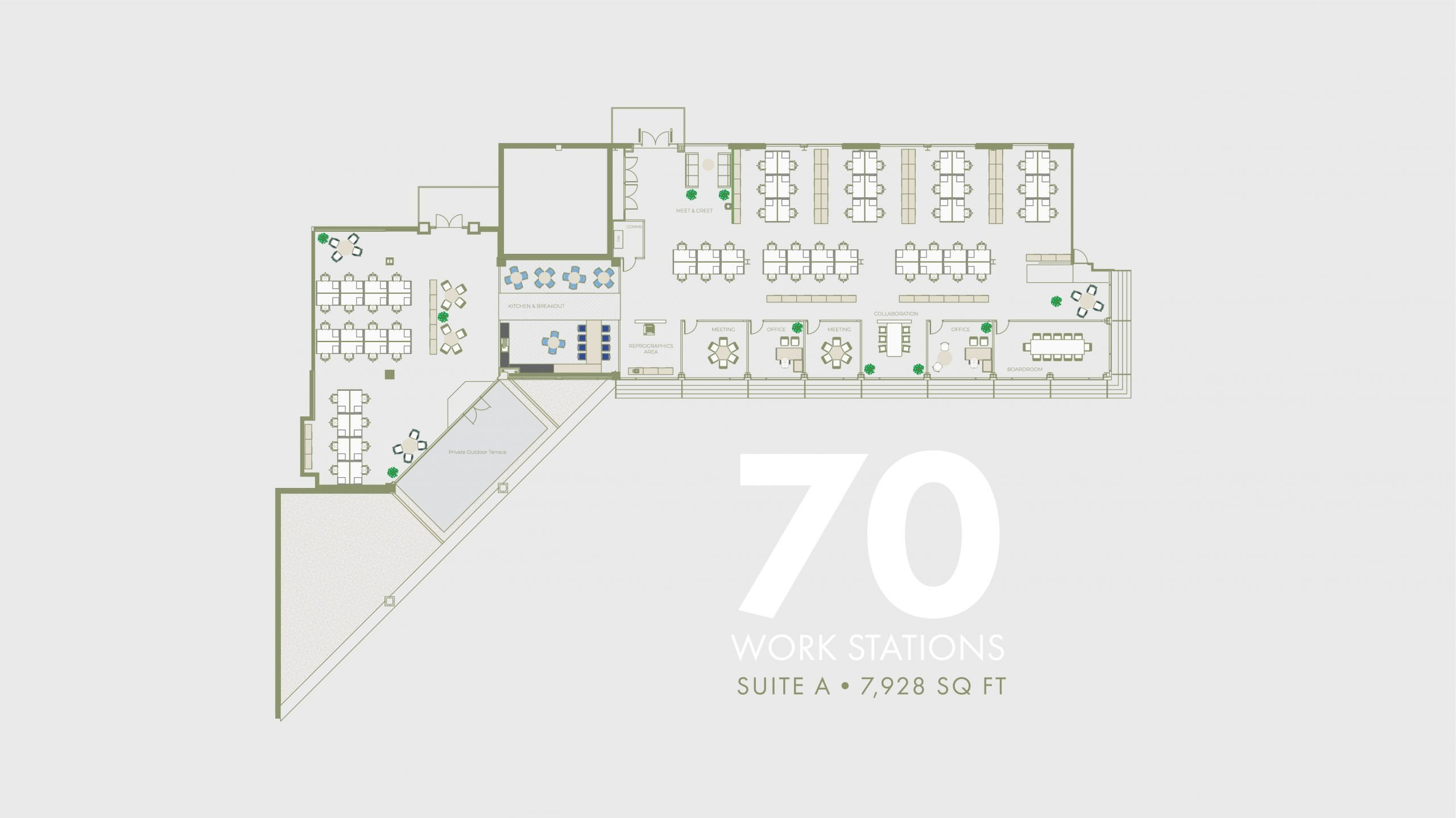 Indicative Space Planning